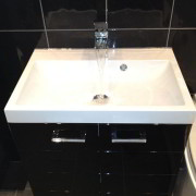 Bathroom Sink Installed